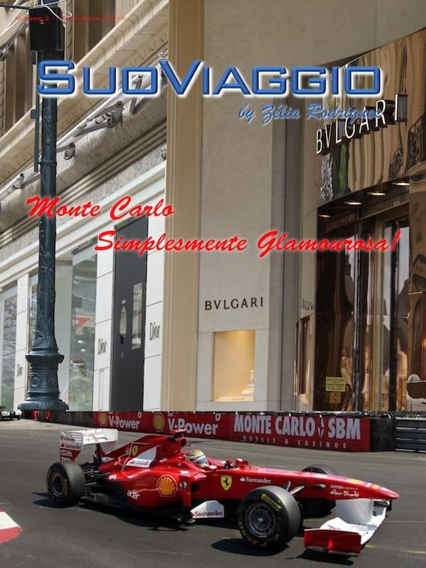 Monte Carlo Simplesmente Glamourosa! - SuoViaggio N. 2 - Fevereiro 2015 - Ano I