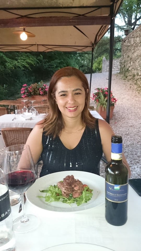 Cena Laticastelli Blog