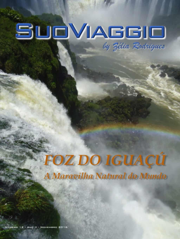 SuoViaggio N. 12 Novembro 2016 - Ano II - Pag 01