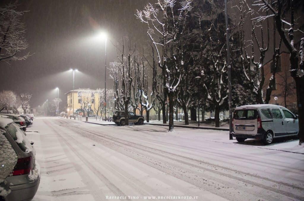 Neve Gussago