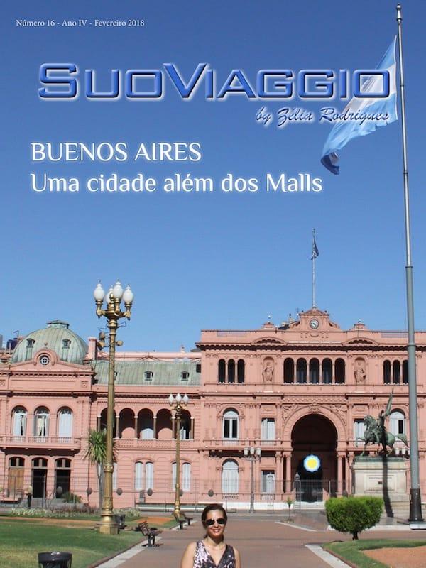 Buenos Aires Uma cidade além dos Malls - SuoViaggio N. 16 - Fevereiro 2018 - Ano IV