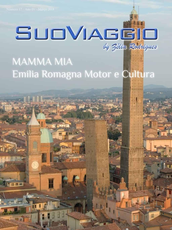 SuoViaggio Revista N. 17 - Março 2018 - Ano IV