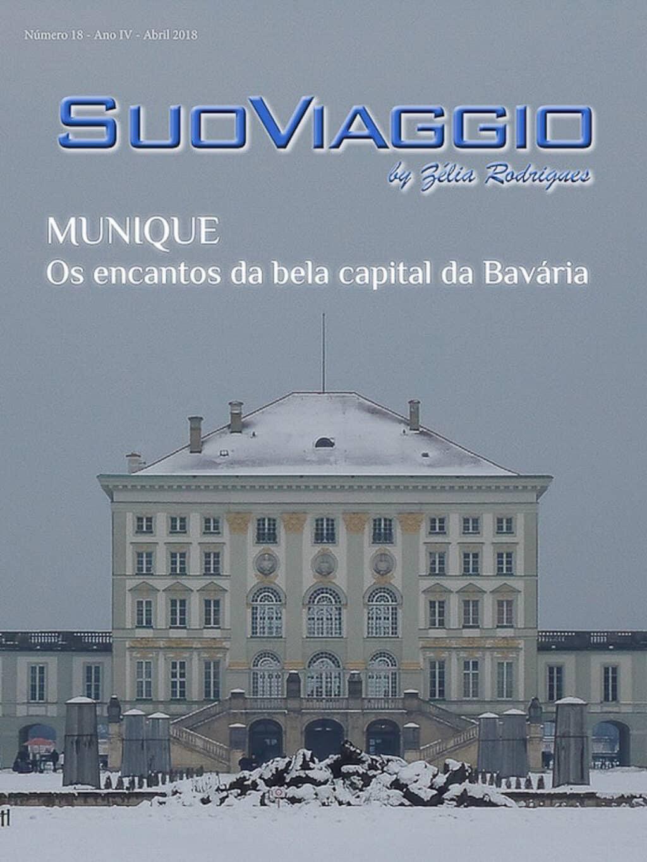 Munique os encantos da bela Capital da Bavária