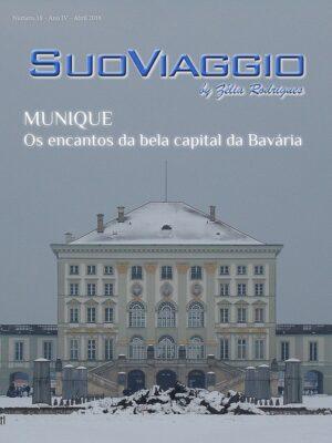 Munique os encantos da bela Capital da Bavária - SuoViaggio N. 18 - Abril 2018 - Ano IV