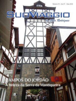 Campos do Jordão A beleza da Serra da Mantiqueira - SuoViaggio N. 19 - Maio 2018 - Ano IV