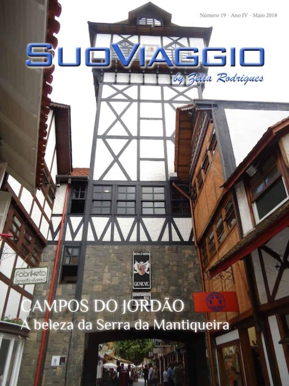 SuoViaggio Revista N. 19 - Maio 2018 - Ano IV