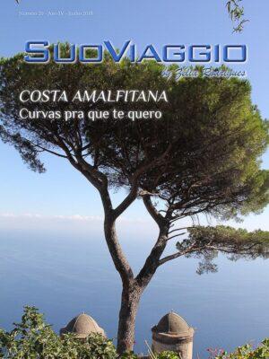 Costa Amalfitana, curvas pra que te quero - SuoViaggio N. 20 - Junho 2018 - Ano IV