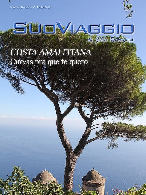 Costa Amalfitana Curvas pra que te quero