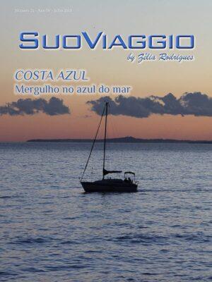 Costa Azul Mergulho no azul do mar - SuoViaggio N. 21 - Julho 2018 - Ano IV