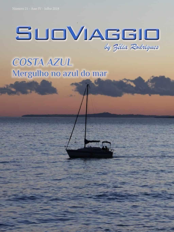 SuoViaggio Revista N. 21 - Julho 2018 - Ano IV