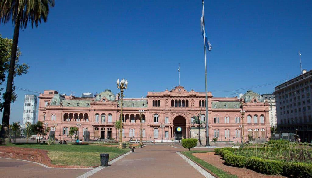 Argentina Buenos Aires Casa Rosada