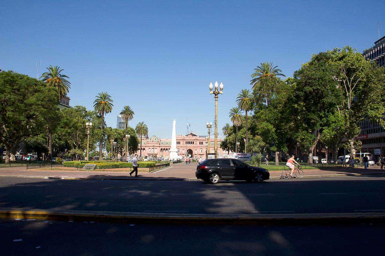 Casa Rosada Buenos Aires - SuoViaggio©