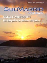 Natal e arredores Um mergulho nas Belezas Potiguares - SuoViaggio N. 33 - Julho e Agosto 2020 - Ano VI