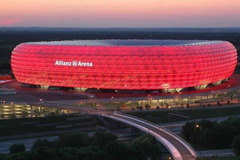 Munique - Allianz Arena