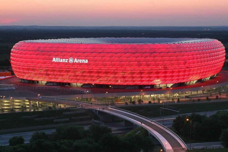 Munique - Allianz Arena