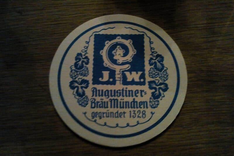 Munique - Augustiner 1328 - SuoViaggio©