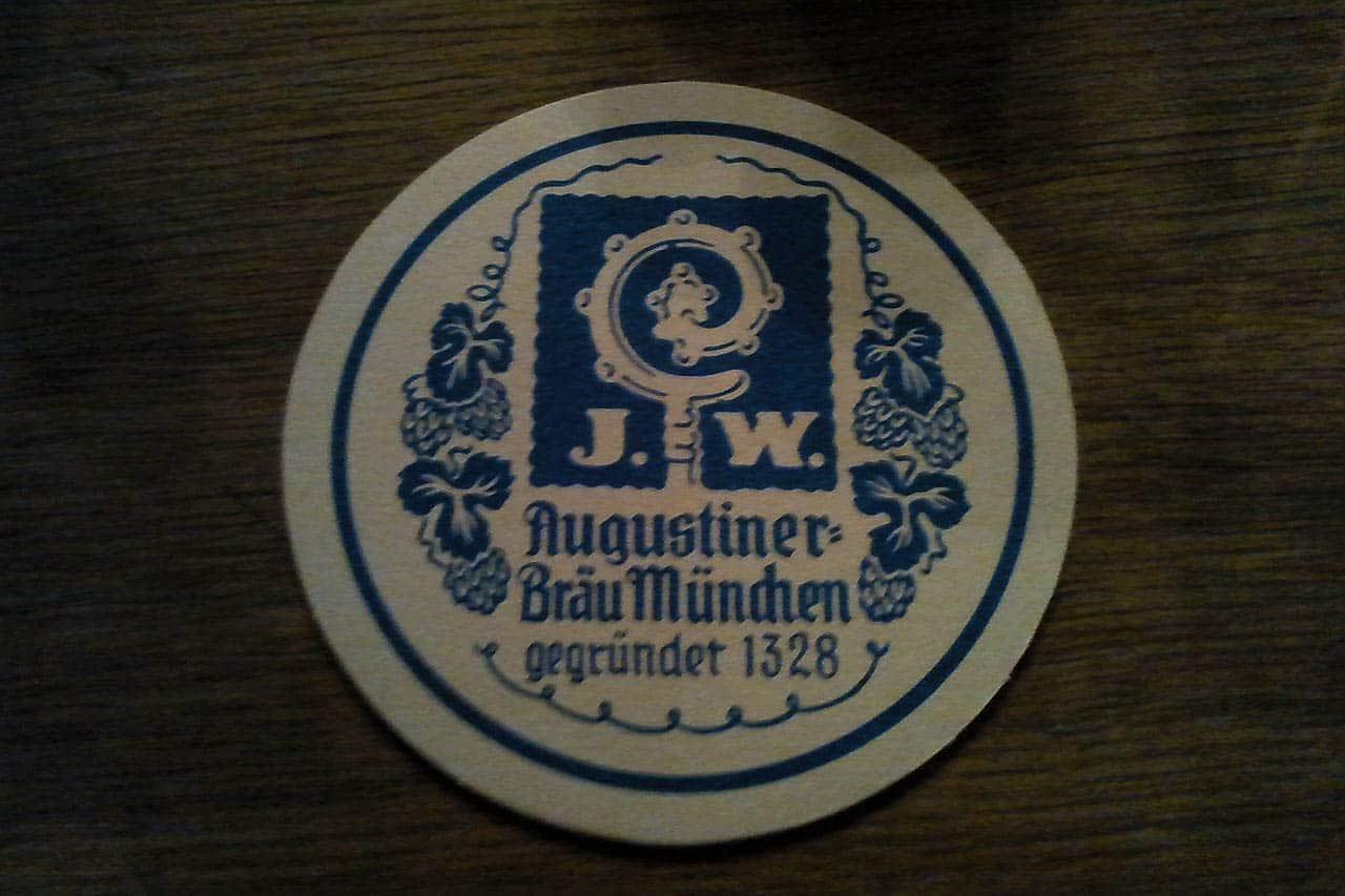 imagem da cerveja Munique - Augustiner 1328 - SuoViaggio