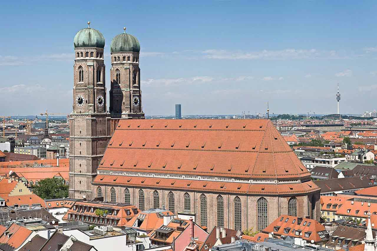 Munique - Frauenkirche - Alemanha
