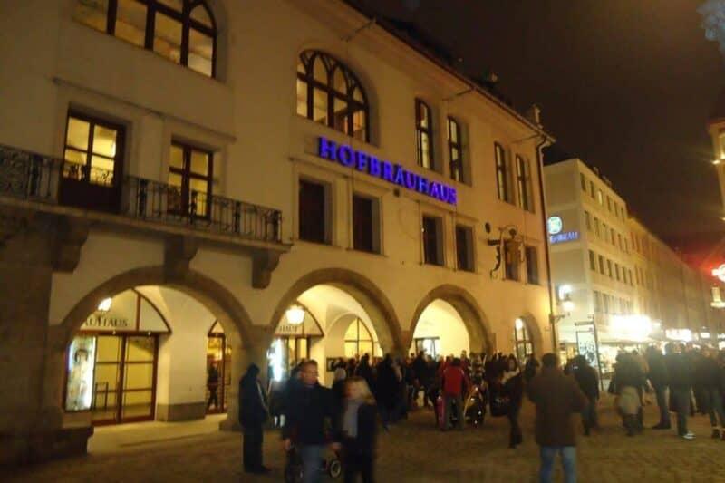 Munique - Hofbrauhaus HB - SuoViaggio©