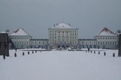 Schloss Nymphenburg Munique Alemanha