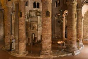 Bolonha Abbazia de Santo Stefano