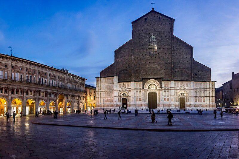 Bolonha Basilica de San Petronio