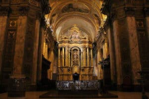 Argentina Buenos Aires Catedral - SuoViaggio
