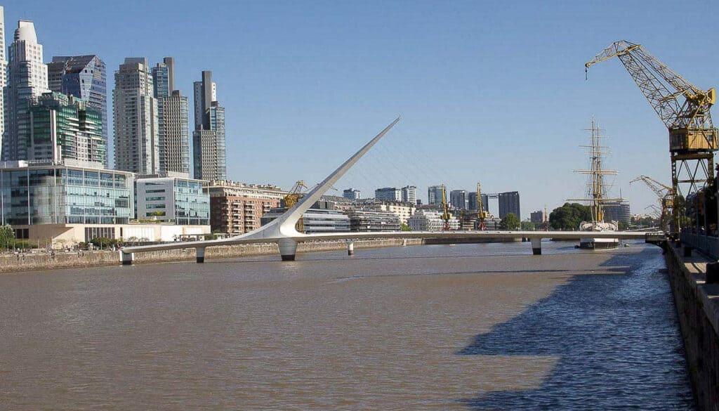 Puerto Madero Buenos Aires Argentina - SuoViaggio
