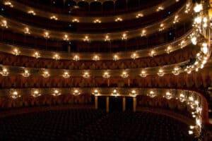 Teatro Nacional Buenos Aires Argentina - SuoViaggio