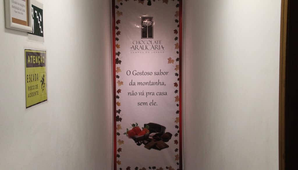 Campos Do Jordão Fábrica de Chocolate Araucária