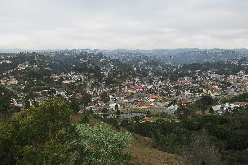 Campos Do Jordão Morro do Elefante
