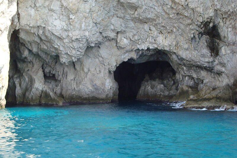 Costa Amalfitana Capri Grotta Azzurra