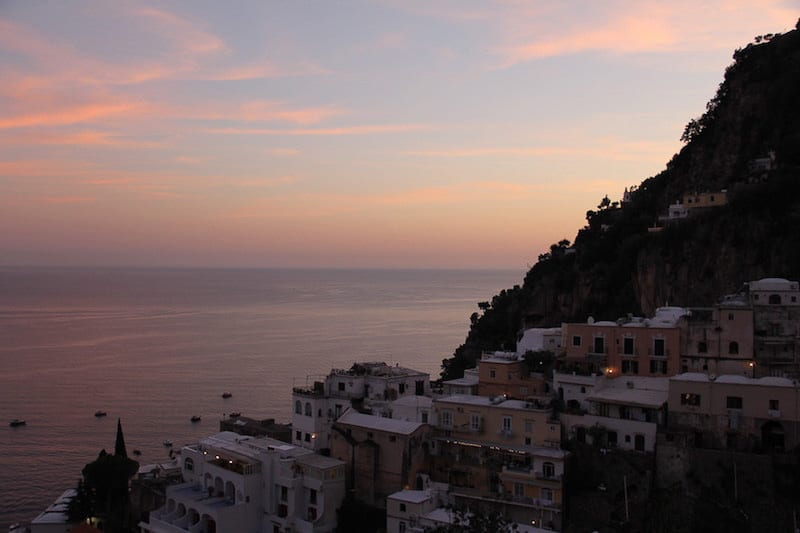 Costa Amalfitana Positano
