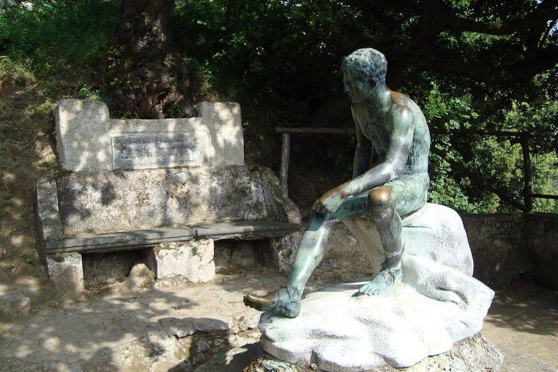 Costa Amalfitana Ravello Villa Cimbrone