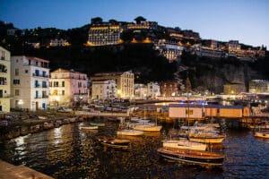 Costa Amalfitana Sorrento suas Marinas
