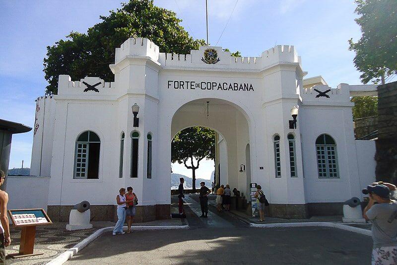Rio De Janeiro Forte de Copacabana