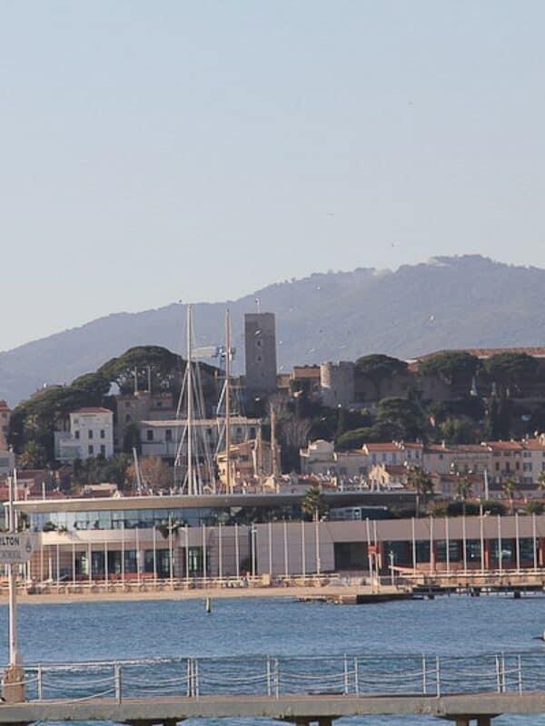 Cannes Monte Chevalier