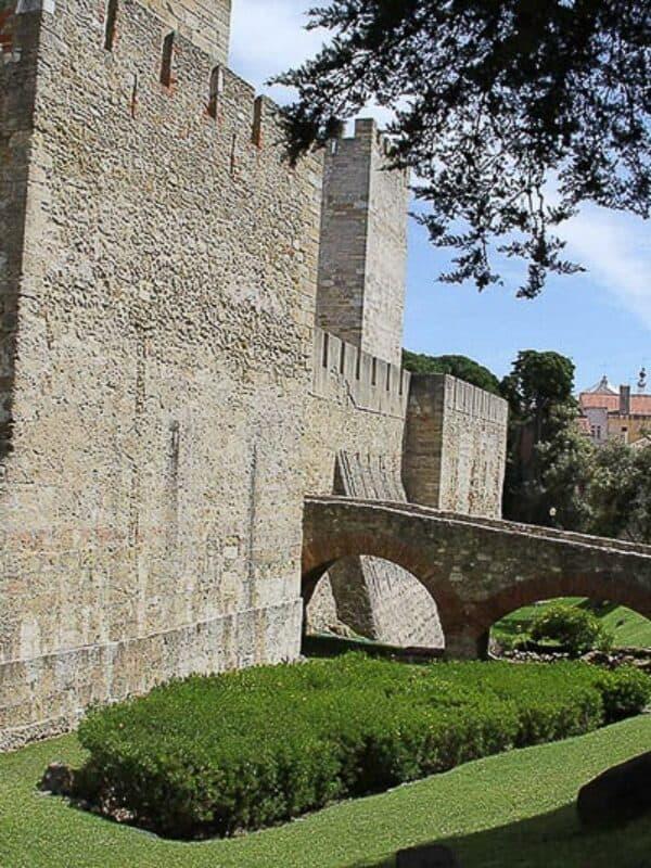 Lisboa Castelo de São Jorge