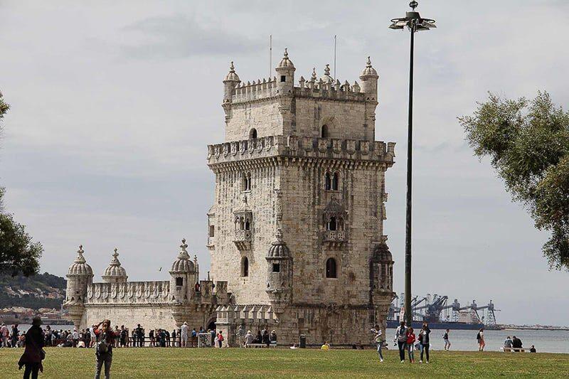 Lisboa Torre de Belém