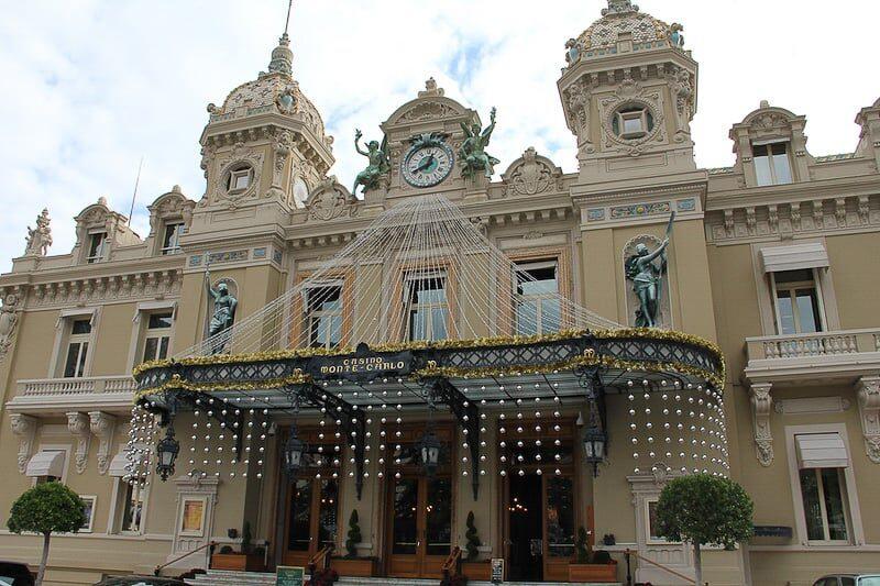 Mônaco Cassino de Monte Carlo