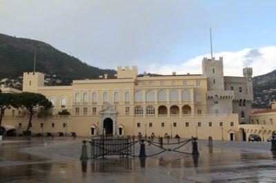 Montecarlo Palais Princier