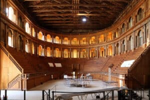 Parma Palazzo Della Pilotta