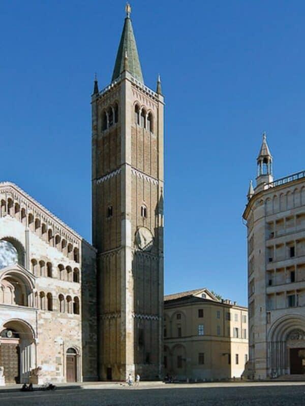 Parma Piazza del Duomo