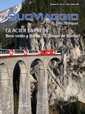 Glacier Express - SuoViaggio Revista N. 32