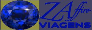 imagem logotipo zaffiro viagens