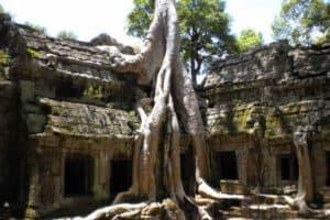 imagem do Angkor Thom Camboja