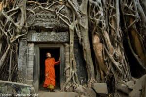 imagem da Angkor Wat Camboja