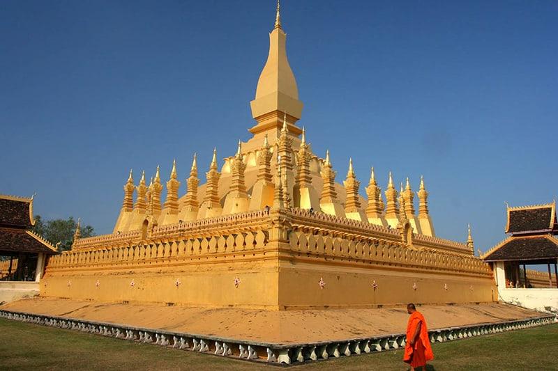 imagem da Luang Prabang Laos