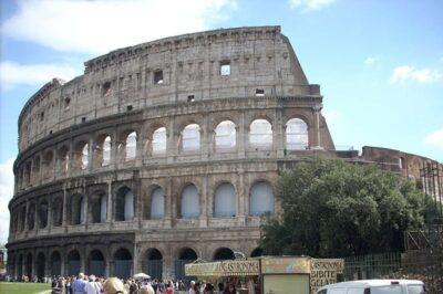 imagem do Roma Coliseu