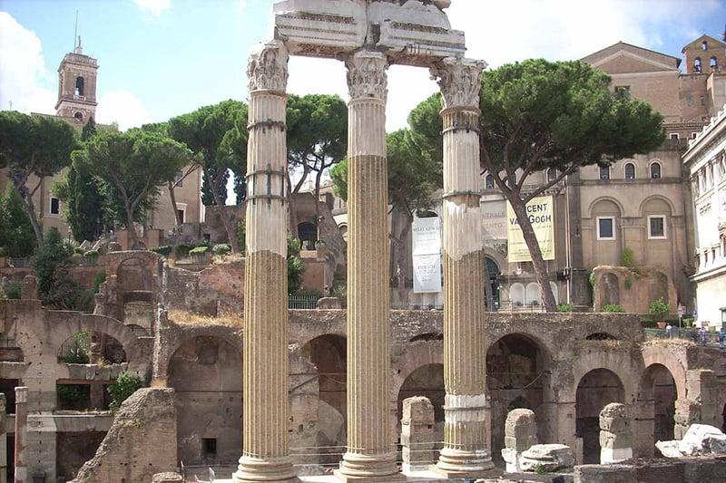 imagem de Roma Foro Romano - SuoViaggio©